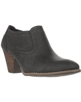 Codi Low Rise Ankle Boots