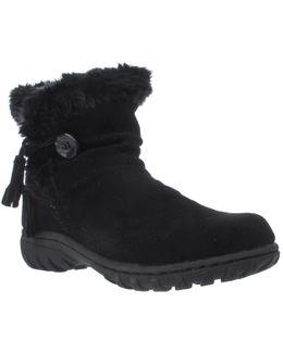 Isabella Memory Foam Short Winter Boots