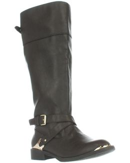 Footwear Neves Knee High Riding Boots
