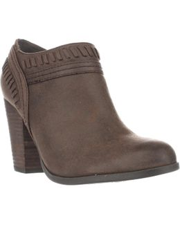 Rollins Stitched Booties