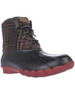 Saltwater Short Rain Boots