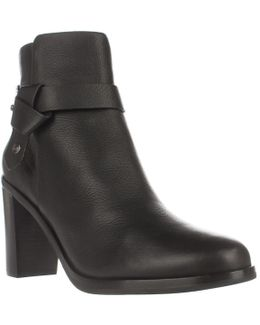 Farrah Harness Ankle Boots