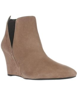 Kenzie Wedge Ankle Booties