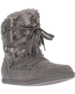 G By Ryla Warm Lace-up Winter Boots