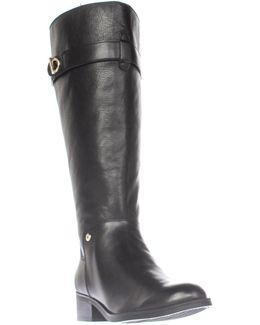 Gallop Wide Calf Riding Boots