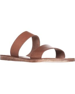 Imo-italy Flat Slide Sandals