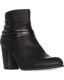 Denice Strappy Ankle Boots