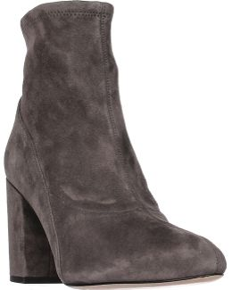 Daria High Rise Ankle Boots