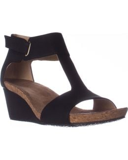 Trellis Comfrot Wedge Sandals