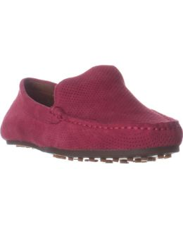 Over Drive Slip-on Loafers