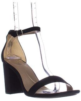 Armory Heeled Ankle Strap Sandals