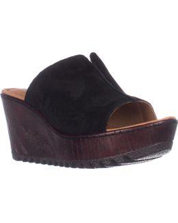 B.o.c. Teah Wedge Mule Sandals