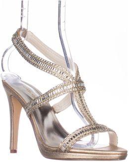 Givenchy Platform Dress Sandals