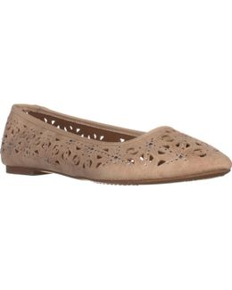 Shay Pointed Toe Ballet Flats