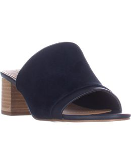 Daisie Low-heel Slide Sandals