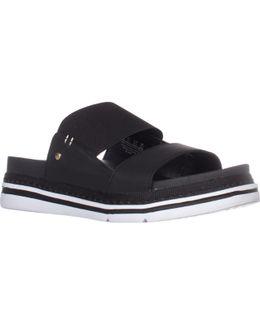 Dr. Scholls Blink Slide Platform Sandals