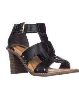 Dr. Scholls Proud Gladiator Heeled Sandals