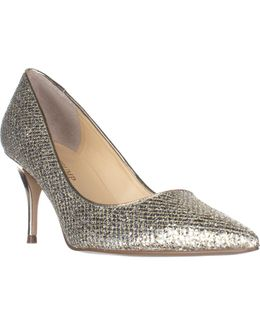 Tirra3 Classic Pointed-toe Pumps