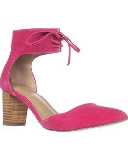 Nicole Ankle Strap Dress Heels