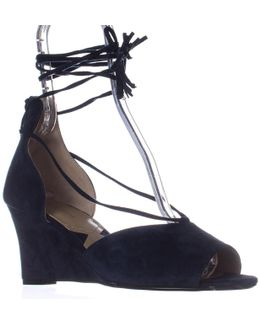 Marcey Wedge Sandals