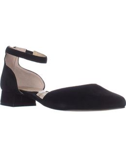 Soto Ankle-strap Flats