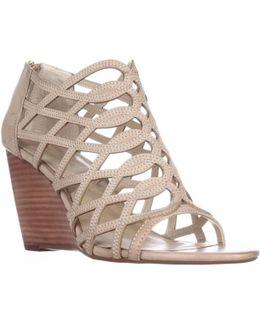 Footwear Arndre Wedge Caged Sandals