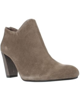 Trustworthy Low Rise Ankle Boots
