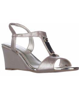Edlynn Wedge Sandals
