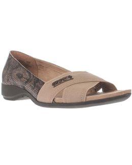 Kasey Wedge Dress Sandals