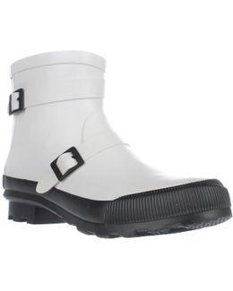 June Short Rain Boots
