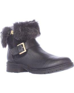 B.o.c. Concept Salas Faux Fur Lined Winter Ankle Boots