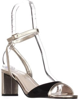 Belize Peep Toe Ankle Strap Sandals