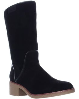 Palmer Pull-on Knee High Boots