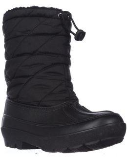 Booster Pak Short Waterproof Boots