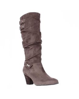 Dr. Scholls Covet Slouch Mid-calf Boots