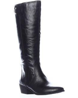 Brilliance Wide Calf Riding Boots