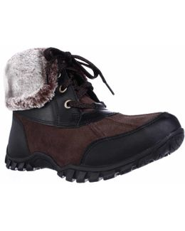 Nuria Water Resistant Snow Boots