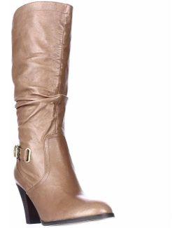 Mallay Mid-calf Dress Boots