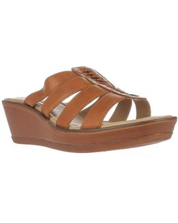 Roux Slide Dress Sandals