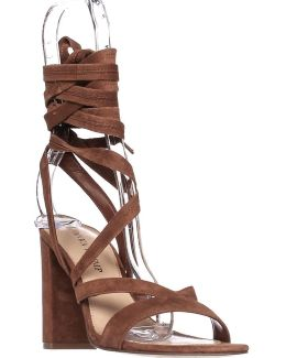 Kieran Lace Up Gladiator Sandals