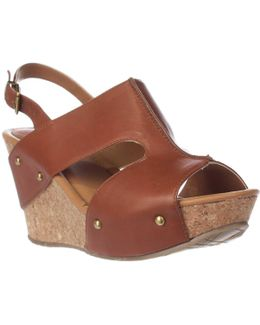 Reaction Sole-o Wedge Sandals