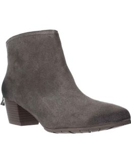 Reaction Pil Age Ankle Booties