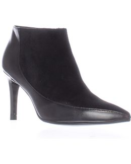 L.k. Bennet Amanda Pointed-toe Ankle Boots
