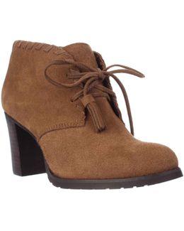Lauren Ralph Lauren Carla Tassel Western Boots