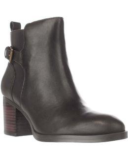 Lauren Ralph Lauren Genna Ankle Boots
