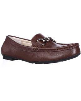 Aris Slip-on Flat Loafers