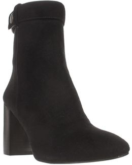 Danya Cuffed Ankle Boots