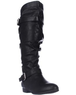 Basking Mid-calf Boots