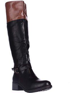 Imelda Knee-high Riding Boots
