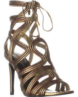 Jax Heeled Sandals